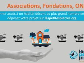Déposez un projet sur Les Petites Pierres - Les Petites Pierres - 10.01.2016