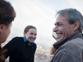 SDF et jeunes volontaires en coloc à Nantes - vignette