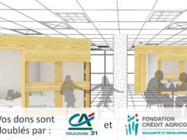 Les bureaux deviennent logement à Toulouse avec Unity Cube  - vignette
