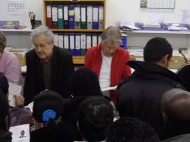 Rénover les locaux des sans-abris de Solidarité Jean Merlin 1