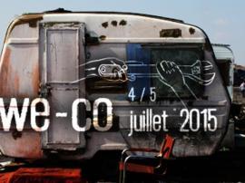 WE CO Expérience equiper des sanitaires dans un bidonville de Triel sur Seine - vignette