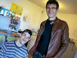 Une cuisine adaptée pour de jeunes adultes handicapés à Lannion 1